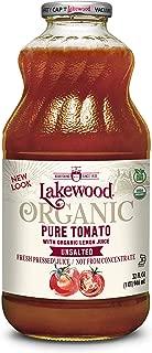 Lakewood Pure Tomato, Fresh Pressed (32 Oz, 6 Pack)