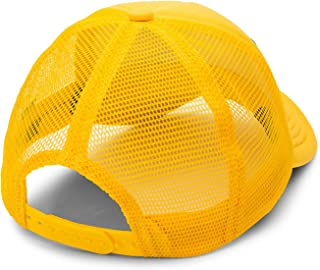 Volcom Men's Lost Marbles Curved Brim Mesh Hat