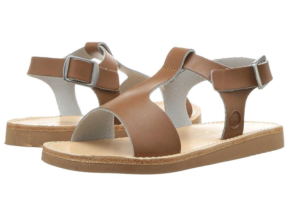 Freshly Picked Malibu Sandal (Infant/Toddler/Little Kid) (Cognac) Girls Shoes