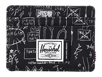 Herschel Supply Co. Charlie RFID (Basquiat Beat Bop) Wallet Handbags