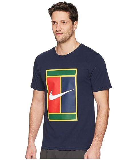 Tee Nike Logo Heritage Court Tennis IIx7Rz