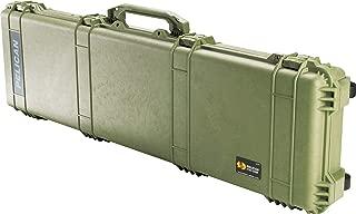 Pelican 1750 Rifle Case With Foam (OD Green) (Renewed)