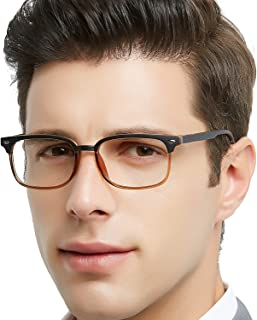 Reading Glasses Women and Men Readers Black Clear Lightweight 0 1.0 1.25 1.5 1.75 2.0 2.25 2.5 2.75 3.0 3.5