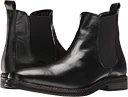 Hampton Plain Toe Double Gore Slip-On Boot