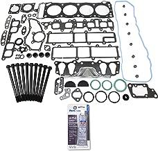 Head Gasket Set Bolt Kit Fits: 85-95 Toyota 4Runner Celica 2.4L SOHC 22R 22RE 22REC