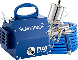 Fuji 2203G Semi-PRO 2 – Gravity HVLP Spray System, Blue