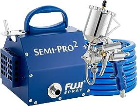 Fuji 2203G Semi-PRO 2 – Gravity HVLP Spray System, Blue