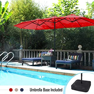outdoor umbrella heater