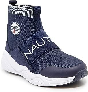 Nautica Kids Inboard Sneaker-Lace up Fashion Shoe-(Little Kid/Big Kid)
