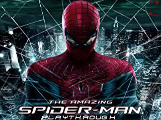 Clip: The Amazing Spider-Man Playthrough