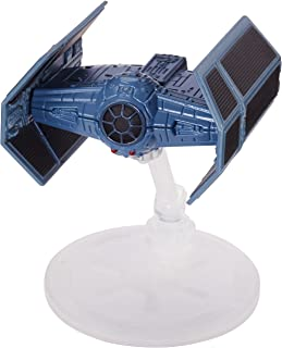 Hot Wheels Star Wars Rogue One Starship Vehicle, Darth Vader's TIE Advanced X1