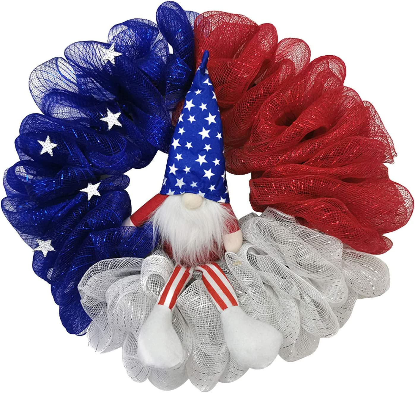 Gnomes Plush Decorations New Gorgeous life Independence Gnome Patriotic Living Day