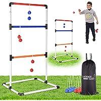 Abco Tech Ladder Toss Ball Game Set
