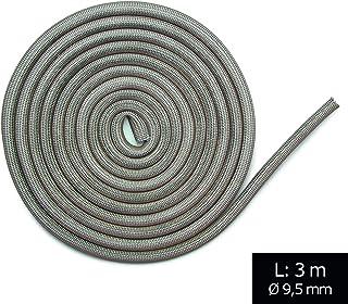Junta para chimeneas Justus y Oranier (3 m, 9,5 mm de diá