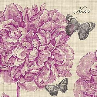 Paperproducts Design Design Leinen Pink Piemont Peony Papier