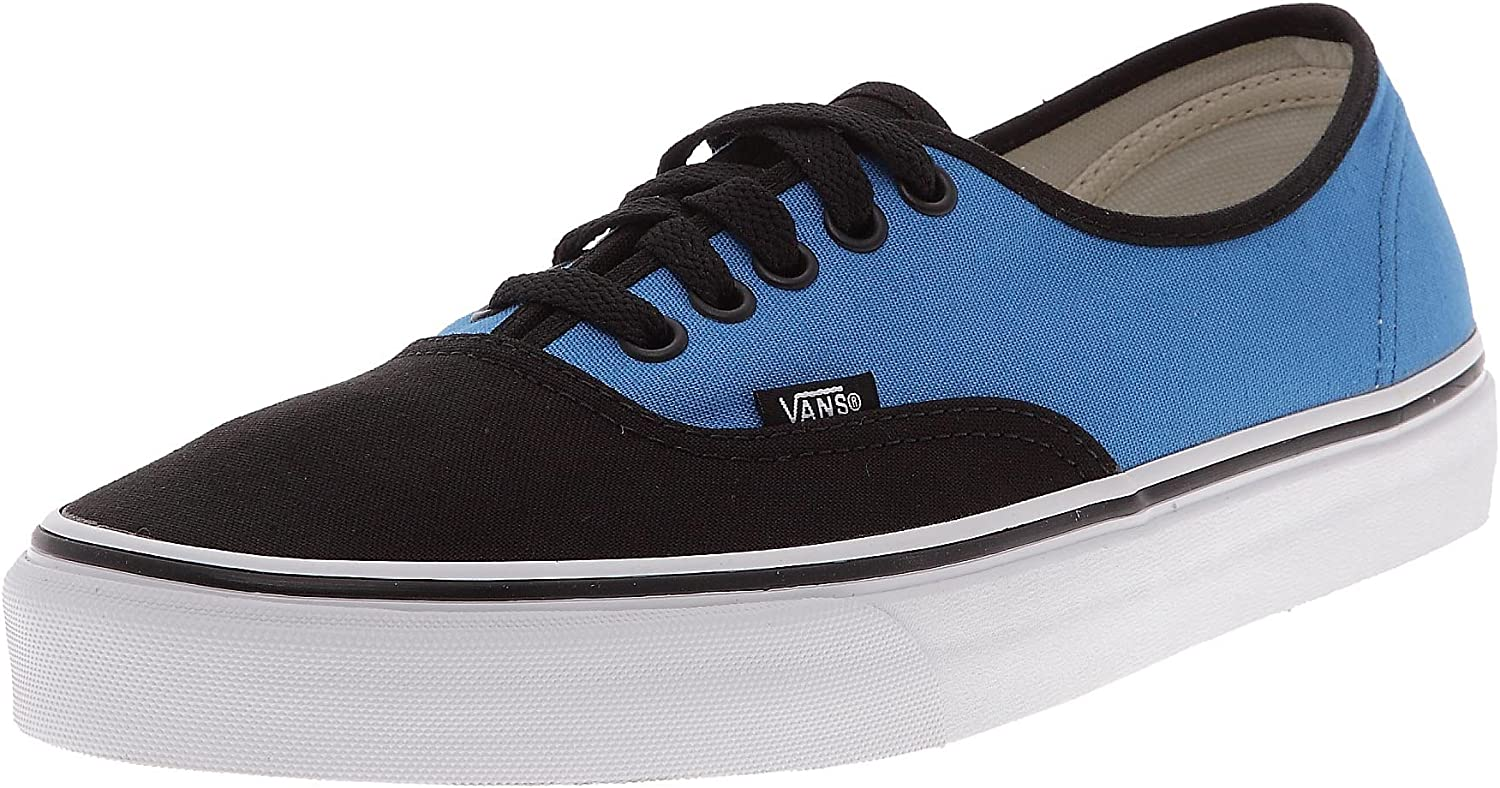 Vans Authentic Black French bluee VN-0KUMY5S Unisex shoes