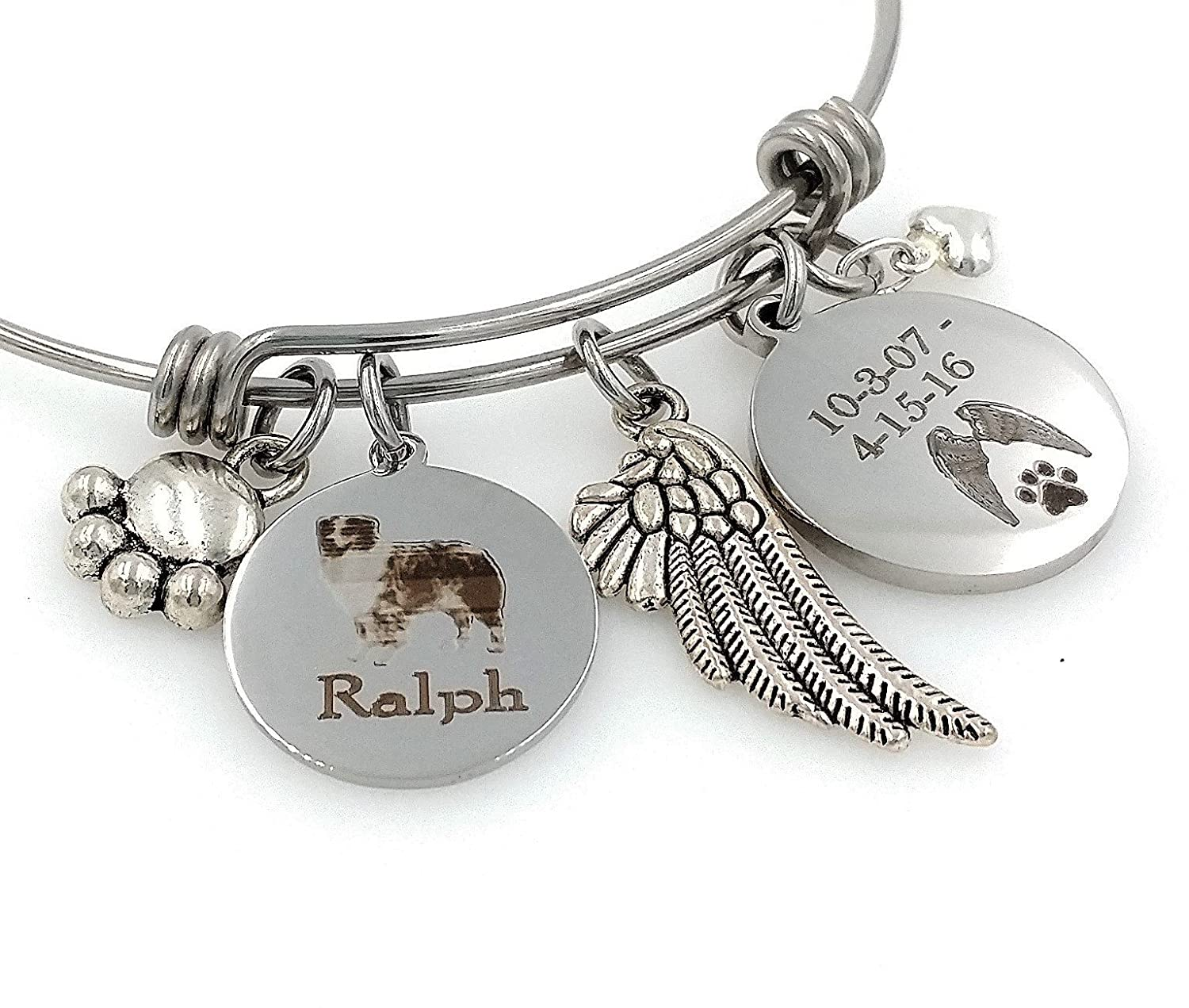 Australian New Free Shipping Shepherd Aussie Personalized Remembrance Ba Memorial Attention brand