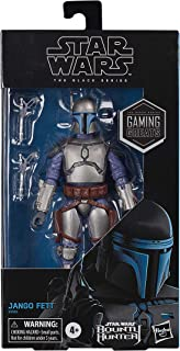 Star Wars The Black Series Gaming Greats Jango Fett 15 cm Star Star Wars Bounty Hunter - E9995 - Hasbro
