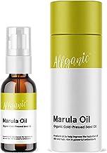 Allganic Marula Oil 50ml Organic, Cold-Pressed Seed Oil.
