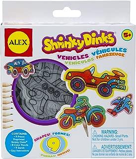 Shrinky Dinks Mini Vehicles