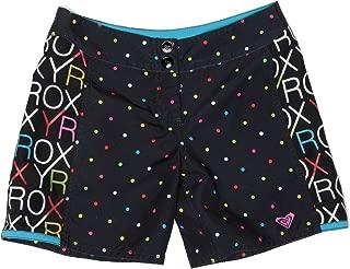 Roxy–xitbs074/Rainbow, Pantalones Cortos de Surf para niña