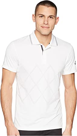 adidas Barricade Engineered Polo