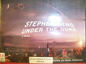 Under the Dome Part One and Part Two 30 CDs