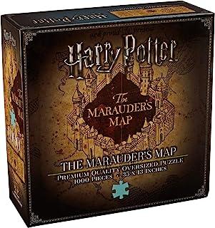 La Noble Collection Marauders Map Puzzle 1000 pièces
