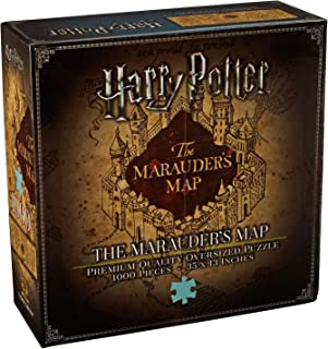 La Noble Collection Marauders Map Puzzle 1000 pièces