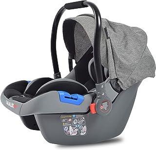 """Lalalux Autositz, leichte Babyschale für Auto und Buggy, Shop""""n""""Drive-System-Option, sicherer Kindersitz fürs Baby, mit dem Kinderwagen kombinierbar, stabiler Baby Autositz für ein Travelsystem"""