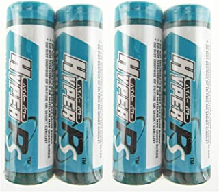 HYPERPS (4-Pack) HyperPS 1.2V AA 2000mAh Ni-MH Rechargeable Battery for High-drain Devices, Quick Charge