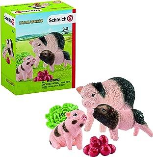 Schleich Miniature Pig Mother & Piglets