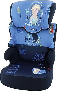 Silla de coche elevador BEFIX grupo 2/3 (15-36kg) - 4 estrellas ADAC -Frozen Disney first