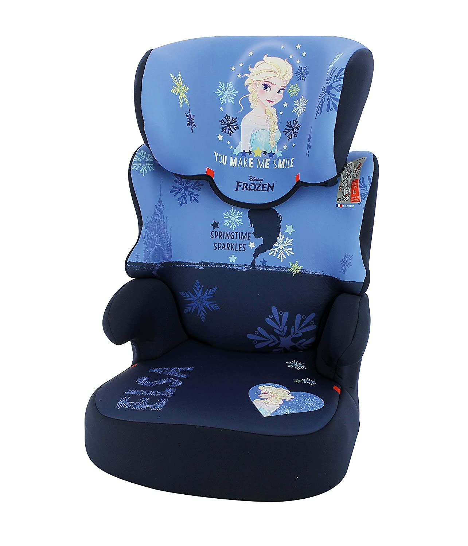 Kindersitzerh/öhung BEFIX Gruppe 2//3 Mickey Disney first Franz/ösisches Produkt 15 /– 36 kg 4 Sterne ADAC