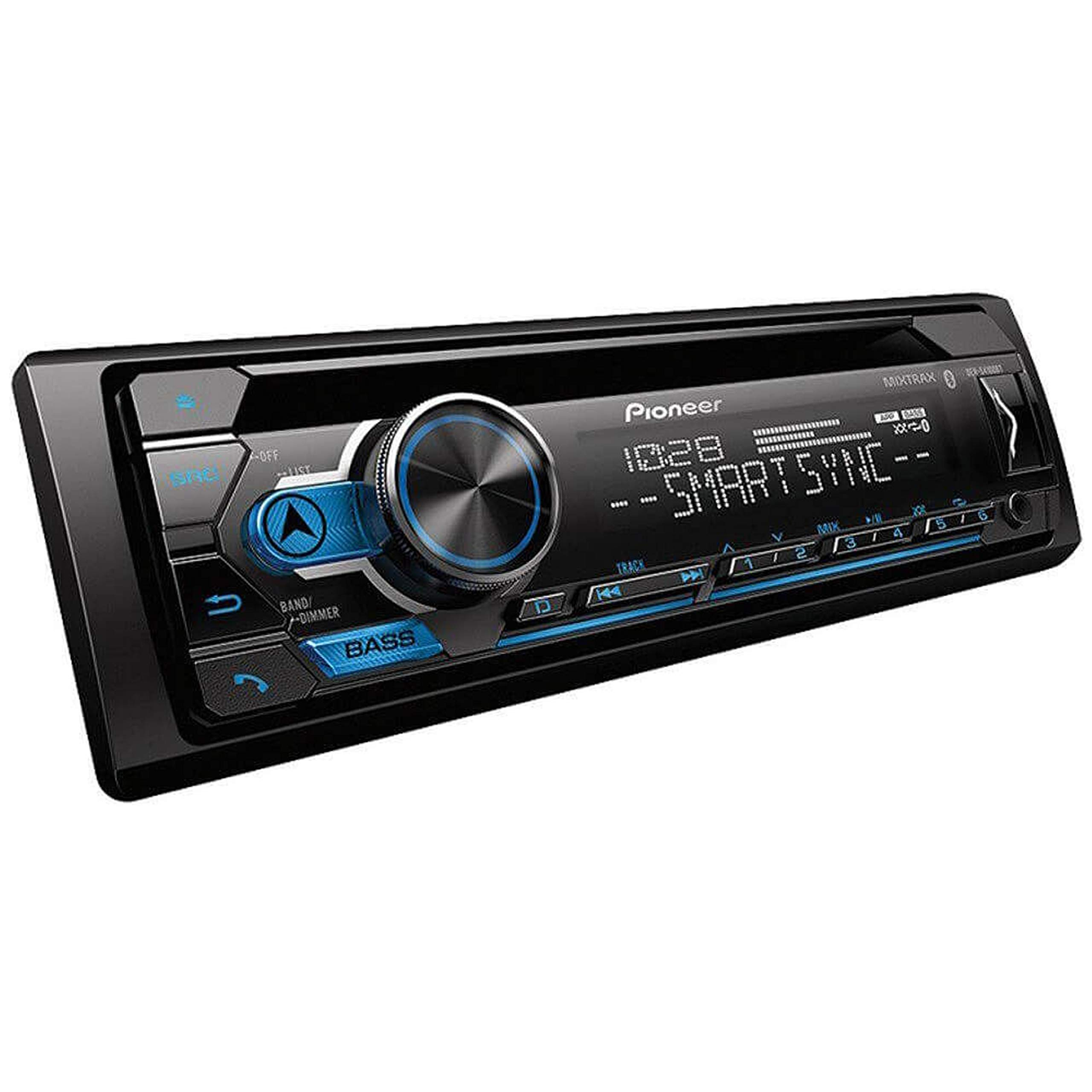DEH S4100BT Receiver Improved Compatibility Bluetooth