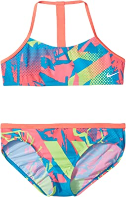 Nike Kids - T-Back Top Set (Big Kids)