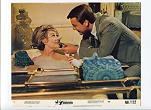 MOVIE PHOTO: Don't Just Stand There-Robert Wagner and Mary Tyler Moore -8x10-Color-Still