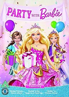Party With Barbie (3 Dvd) [Edizione: Regno Unito] [Reino Unido]