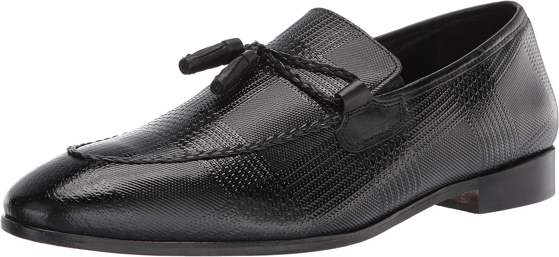 STACY ADAMS 5 ☆ very popular Men's Bianchi Slip-on Tassel Milwaukee Mall Loafer