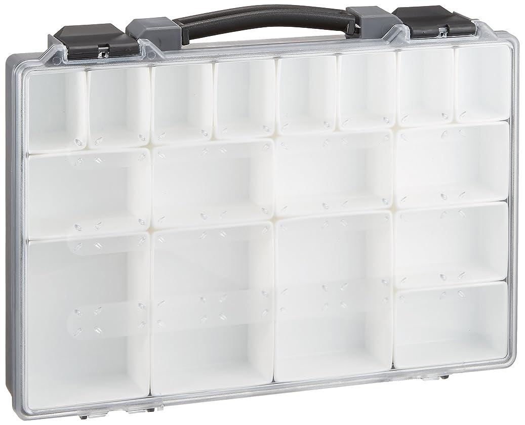 どれでも革新欠席アイリスオーヤマ 工具箱 パーツセパレーター PS-330 グレー