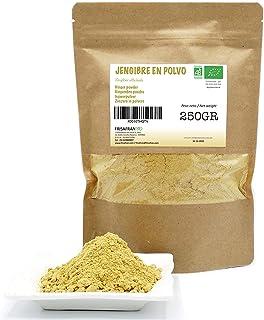 comprar comparacion Frisafran Jengibre en polvo Ecológico - 250 Gr