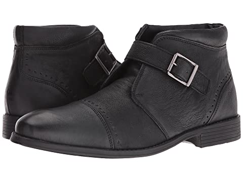 Rawley Cap Toe Monk Strap Boot Stacy Adams