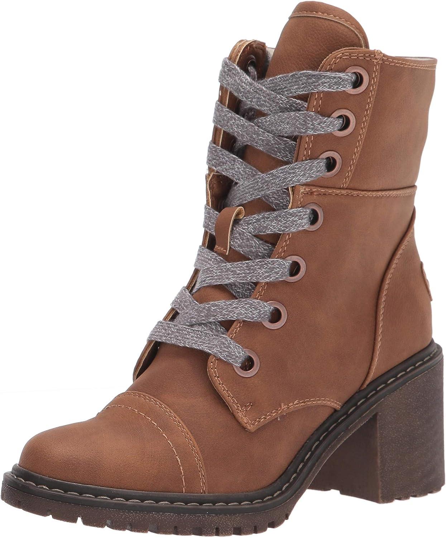 Roxy Women's Wander on Heeled Boot Fashion