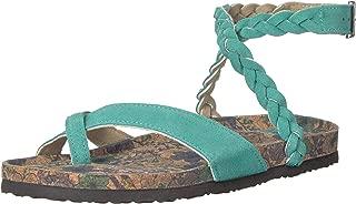 Best muk luks footbed sandals Reviews