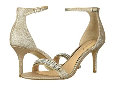Jewel Badgley Mischka Randy (Light Gold) Women