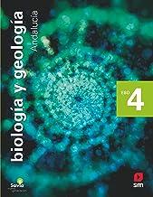 Biología y geología. 4 ESO. Savia Nueva Generación. Andalucía