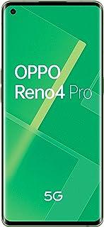 "Oppo - Reno 4 Pro 5G ( Pantalla FHD+ 6,5"", 12GB/256GB, Snapdragon 765G, 4000mAh con carga 65W, Android 10) Verde/Negro"