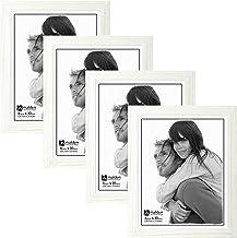 إطار صور خطية من تصميمات مالدن إنترناشيونال ديزاينز، 20.32 سم × 25.4 سم، أبيض، 4