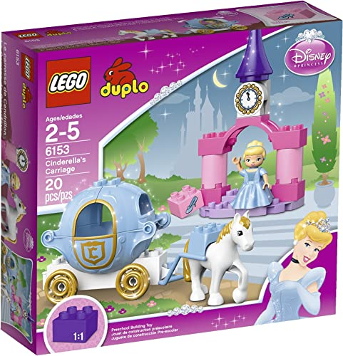LEGO  Duplo  Cinderellas Carriage