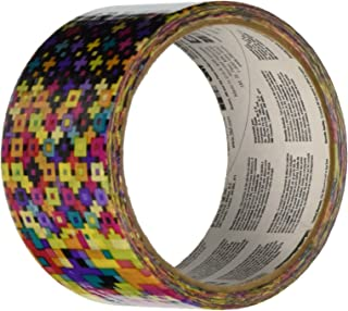 Scotch 910-PAC-C Pattern Crazy Duct Tape, 1.88-Inch by 10-Yard